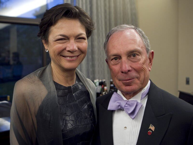diana-taylor-and-michael-bloomberg-1